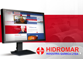 Grupo Hidromar lança novo site na internet. Conheça!
