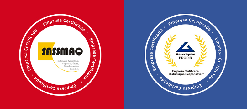 Hidromar - Blog - A importância dos selos PRODIR s SASSMAQ