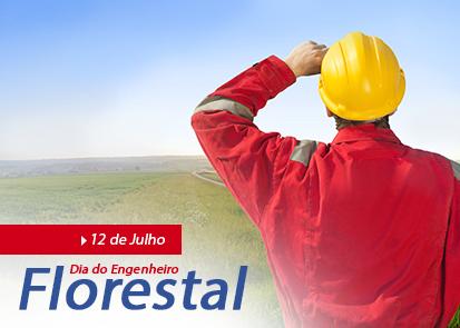 Parabéns aos Engenheiros florestais