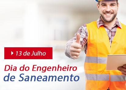 Dia do engenheiro de saneamento